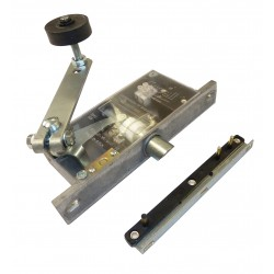 Safety locks type 103 narrow frames - Lateral action