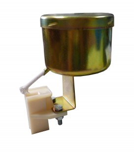 Guide shoe Arnitel (Wulkollan) for counterweight with lubricator