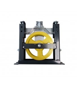 Tension pulley with springs 12.064.0M
